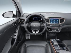 هیوندای ایونیک مدل 2017 - اجاره هیوندای بدون راننده