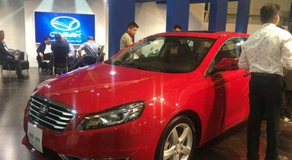 حضور پرقدرت شرکت بهمن موتور در پانزدهمین نمایشگاه خودرو شیراز - اجاره خودرو طباطبایی