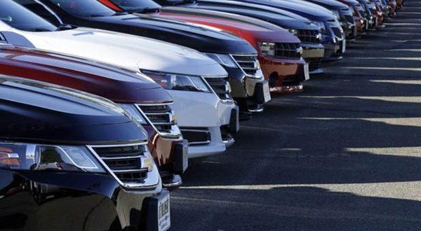 فروش خودرو در اروپا رشد کرد - اجاره خودرو طباطبایی