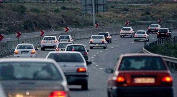 کاهش 25 درصدی ترافیک جادهها - اجاره خودرو طباطبایی
