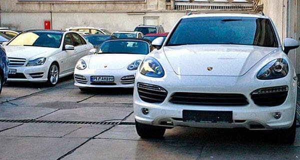 ممنوعیت واردات بر اساس ارزش دلاری یا حجم موتور - اجاره خودرو لوکس