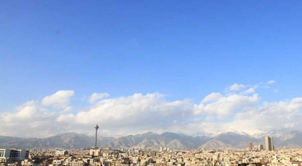 هوای تهران سالم است - اجاره خودرو طباطبایی