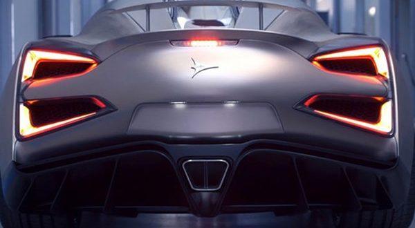 ولکانو اولین خودروی تیتانیومی جهان - اجاره خودرو طباطبایی