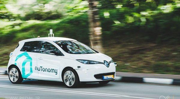 راه اندازی خدمات تاکسیهای خودران در 10 شهر جهان - اجاره خودرو طباطبایی