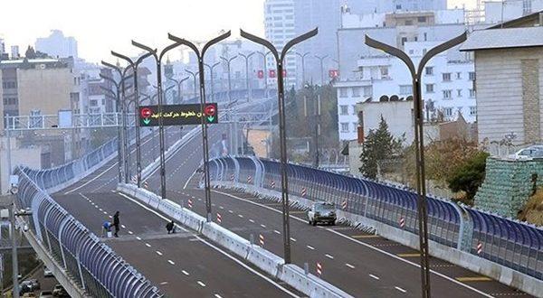 نصب حدود یک کیلومتر دیوار صوتی در بزرگراه های پایتخت تا پایان سال - اجاره خودرو طباطبایی