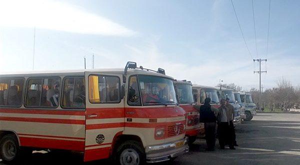 نوسازی 617 دستگاه تاکسی ون فرسوده غزال در تهران - اجاره خودرو طباطبایی