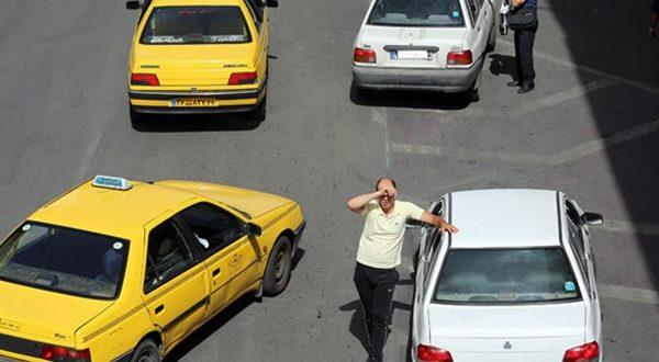 جریمه 30 هزار تومانی در انتظار مسافربرهای شخصی غیر مجاز - اجاره خودرو طباطبایی