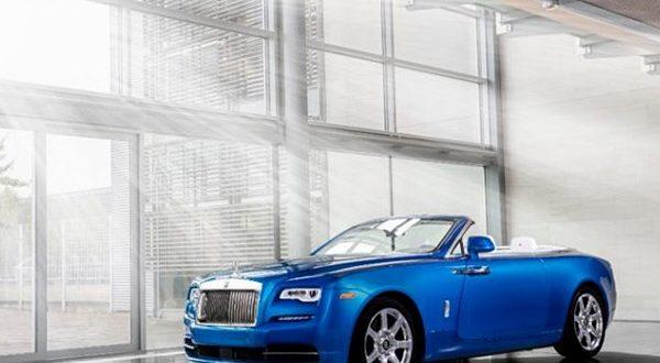 رولز رویس ظاهر خودروهایش را مدرن خواهد کرد - اجاره خودرو طباطبایی