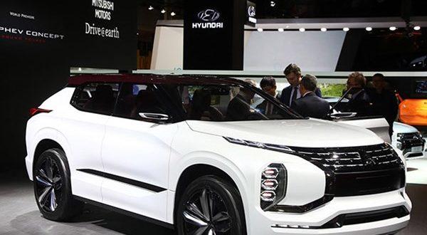 میتسوبیشی از خودرو مفهومی GT-PHEV رونمایی کرد - اجاره خودرو طباطبایی