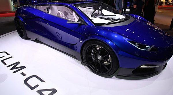 سدان الکتریکی GLM G4 معرفی شد - اجاره خودرو طباطبایی