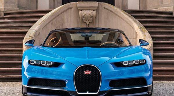 بوگاتی 200 دستگاه اول شیرون را پیش فروش کرد - اجاره خودرو طباطبایی