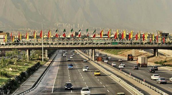مدیریت هوشمند بزرگراهی در سه محور آزادگان، شهید همت و نیایش - اجاره خودرو طباطبایی