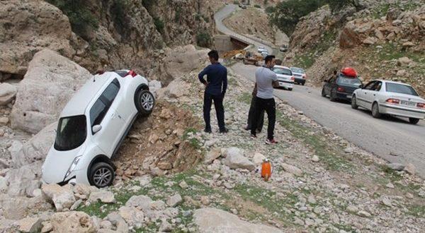 تعداد مصدومان جاده ای در مسیر افزایش - اجاره خودرو طباطبایی