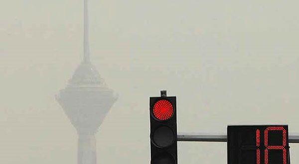 هوای تهران آلوده است - اجاره خودرو طباطبایی