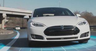 تسلا از تراشه سفارشی برای سیستم خودران استفاده میکند - اجاره خودرو طباطبایی