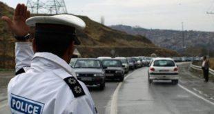 ترافیک سنگین در ورودی کلانشهرها - اجاره خودرو طباطبایی