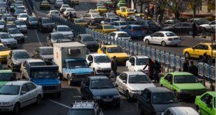 تهران در تسخیر خودروهای تک سرنشین - اجاره خودرو طباطبایی