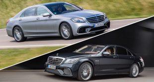 کدامیک سریعتر است؟ مرسدس-آامگ S63 یا S65؟ - اجاره خودرو