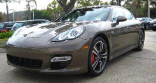 Rent Porsche Panamera