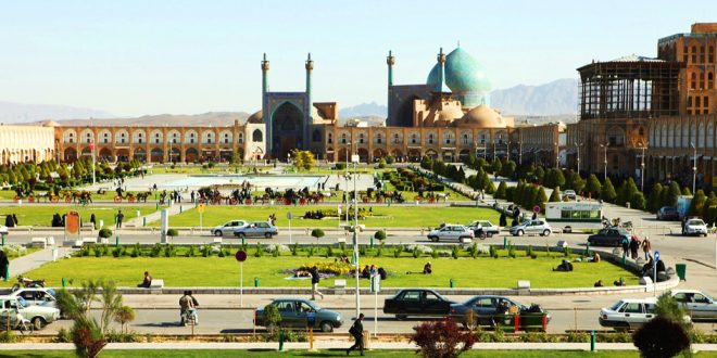 rent car Iran Isfahan