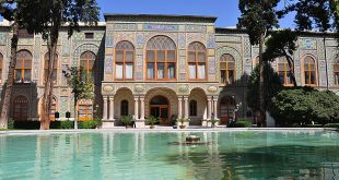 Rent Car Tehran And Visit Golestan Palace