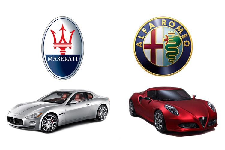 کاهش تولید محصولات مازراتی و آلفا رومئو - اجاره خودرو - اجاره ماشین