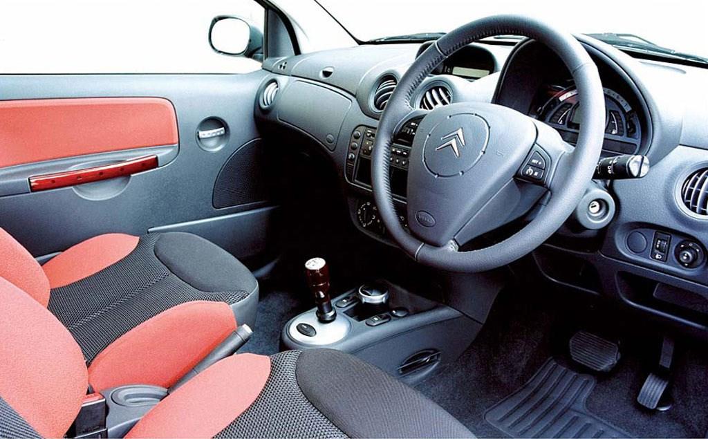 سیتروئن C2 VTS - اجاره خودرو - اجاره ماشین - کرایه ماشین