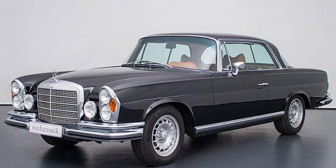 مرسدس بنز W111 - اجاره خودرو - اجاره ماشین
