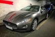 Rent Maserati Granturismo Car