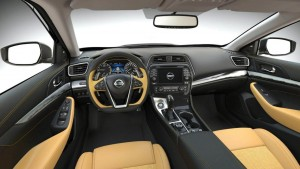 2016 Nissan Maxima 2 300x169 نیسان ماکسیما ۲۰۱۶   اجاره ماشین