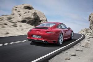 پورشه کاررا 911 مدل 2016