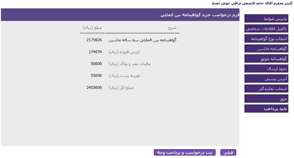 govahinameh 12 راهنمای دریافت گواهینامه بین المللی   اجاره ماشین
