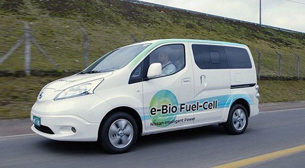 نیسان اولین خودروی مجهز به فناوری پیل سوختی اکسید جامد را معرفی کرد - اجاره خودرو طباطبایی