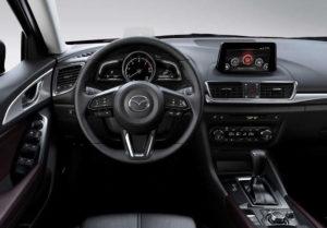مزدا 3 نیو مدل 2017 - اجاره خودرو بدون راننده