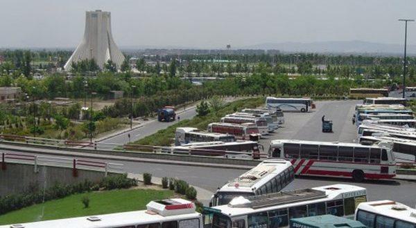 رشد 10 درصدی جابجایی مسافر از پایانه های مرزی سیستان و بلوچستان - اجاره خودرو طباطبایی