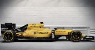 الهام گرفتن پکیج جدید ون های رنو از فرمول یک - اجاره خودرو طباطبایی