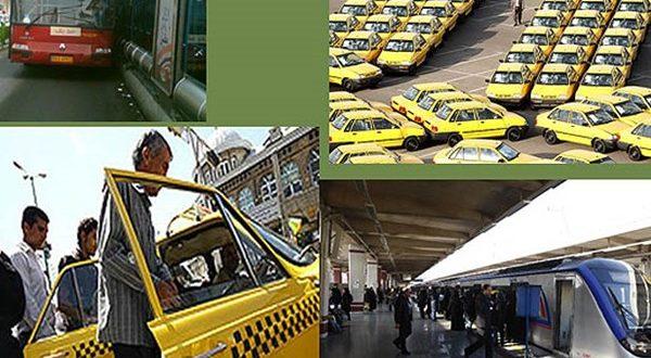 لزوم پیشگامی دولت در کمک به توسعه حمل و نقل عمومی - اجاره خودرو طباطبایی