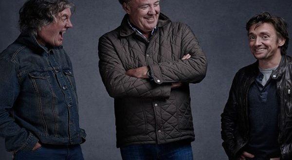 مجریان اسبق تاپ گیر بریتانیا به دنبال راننده - اجاره خودرو طباطبایی