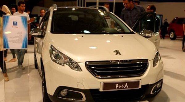 پژو 2008 دو ماه دیگر پیش فروش میشود - اجاره خودرو طباطبایی