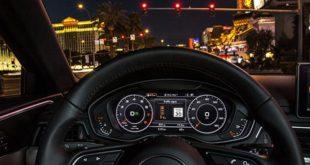 سیستم اطلاعات چراغ راهنمایی و رانندگی آئودی - اجاره خودرو طباطبایی