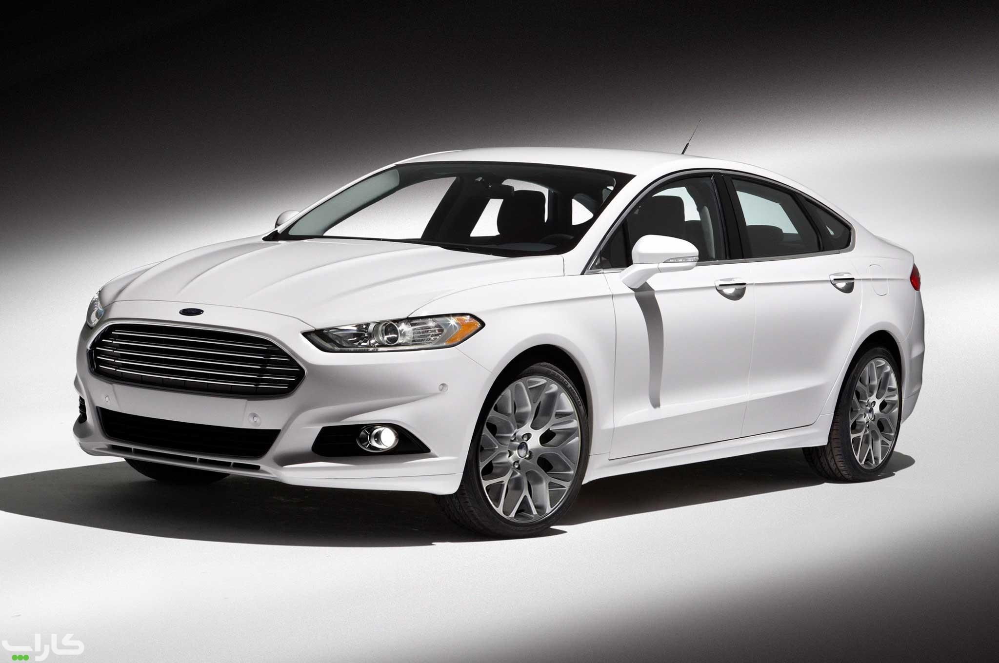 نسل دوم خودروی خودران فورد فیوژن