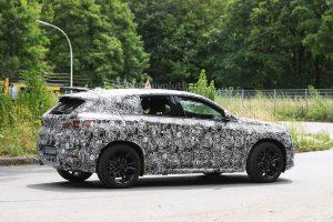 تصاویر جاسوسی جدید از بامو X2 - اجاره خودرو - 4