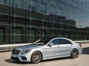 فیسلیفت مرسدس بنز S کلاس کوپه و کابریو در فرانکفورت رونمایی میشود - اجاره خودرو - 0