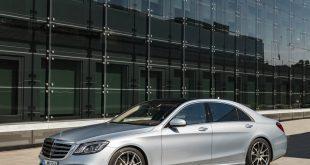 فیسلیفت مرسدس بنز S کلاس کوپه و کابریو در فرانکفورت رونمایی میشود - اجاره خودرو
