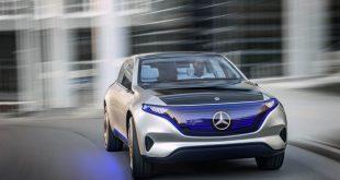 توافق مرسدس و چری بر سر نام EQ - اجاره خودرو