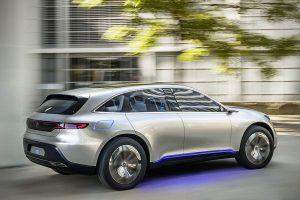 توافق مرسدس و چری بر سر نام EQ - اجاره خودرو - 1