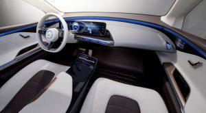 توافق مرسدس و چری بر سر نام EQ - اجاره خودرو - 2