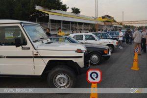 گزارش تصویری گردهمایی کلاب مرسدس بنز ایران! - اجاره خودرو - 4