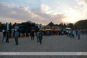 گزارش تصویری گردهمایی کلاب مرسدس بنز ایران! - اجاره خودرو - 5