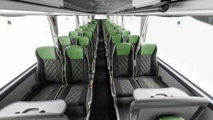 معرفی اتوبوس جدید مرسدس توریسمو RHD - اجاره خودرو - 4